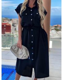 Obleka - koda 0014 - črna