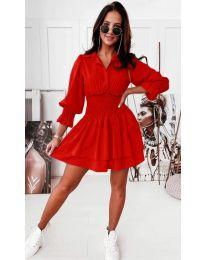 Obleka - koda 1843 - rdeča