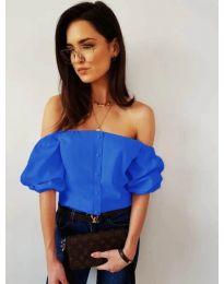 Bluza - koda 243 - modrá
