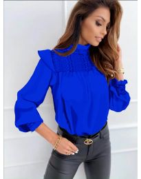 Bluza - koda 6202 - temno modra