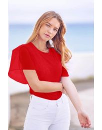 Majica - koda 527 - rdeča