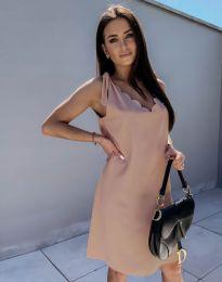 Obleka - koda 2504 - bledo roza