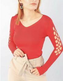 Bluza - koda 6776 - rdeča