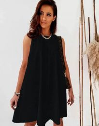 Obleka - koda 9862 - črna