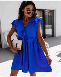 Obleka - koda 2093 - temno modra