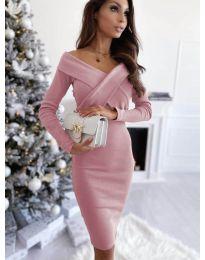 Obleka - koda 6130 - puder