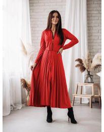 Obleka - koda 1544 - rdeča