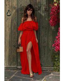 Obleka - koda 3336 - rdeča