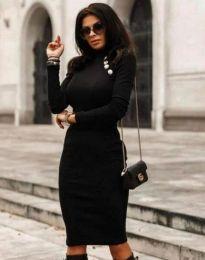 Obleka - koda 9768 - 3 - črna
