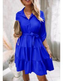 Obleka - koda 6970 - modra