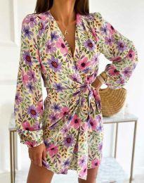 Obleka - koda 1433 - večbarvna