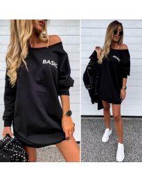 Obleka - koda 322 - črna