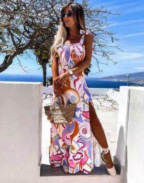Obleka - koda 0583 - večbarvna