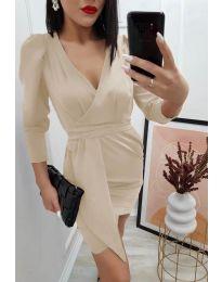 Obleka - koda 0515 - bež