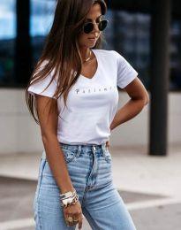Majica - koda 4500 - bela