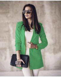 Suknjič - koda 5957 - zelena