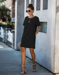 Obleka - koda 4408 - črna