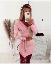 Obleka - koda 2077 - roza