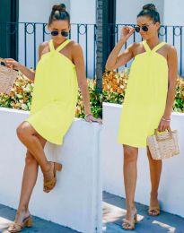 Obleka - koda 9103 - rumena