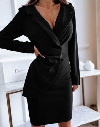 Obleka - koda 4159 - črna