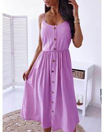 Obleka - koda 5057 - vijolična