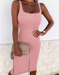 Obleka - koda 8899 - roza