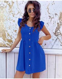 Obleka - koda 3033 - temno modra
