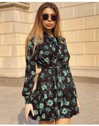 Obleka - koda 6555 - 3 - večbarvna