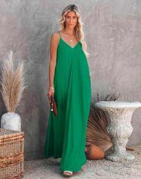 Obleka - koda 4673 - zelena