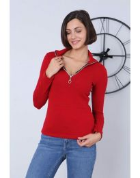 Bluza - koda 2059 - 1 - rdeča