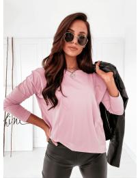 Bluza - koda 5582 - roza