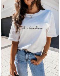 Majica - koda 36755 - bela