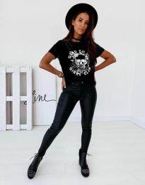 Majica - koda 2527 - črna