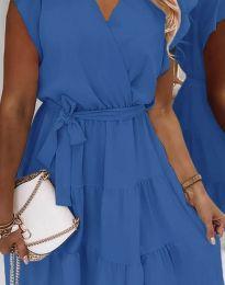 Obleka - koda 2345 - modra