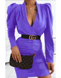 Obleka - koda 953 - vijolična