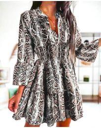 Obleka - koda 4250 - večbarvna
