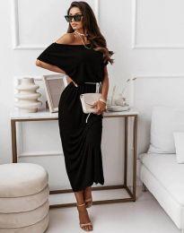 Obleka - koda 11973 - črna