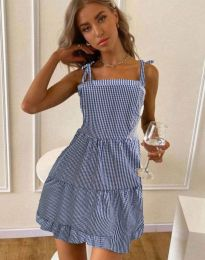 Obleka - koda 0316 - temno modra