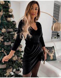 Obleka - koda 2129 - črna