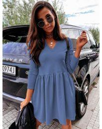 Obleka - koda 0060 - modra