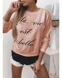 Bluza - koda 3997 - roza