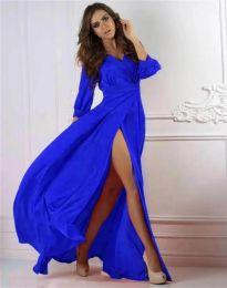 Obleka - koda 4118 - modra