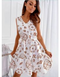 Obleka - koda 346 - bela