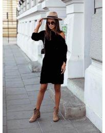 Obleka - koda 8171 - črna
