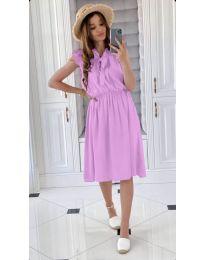 Obleka - koda 701 - svetlo vijolična
