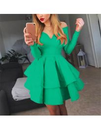 Obleka - koda 228 - zelena