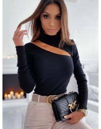 Bluza - koda 11490 - črna