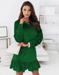 Obleka - koda 0424 - zelená