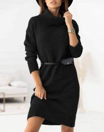 Obleka - koda 0393 - črna