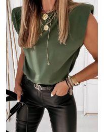 Majica - koda 2324 - olivno zelena